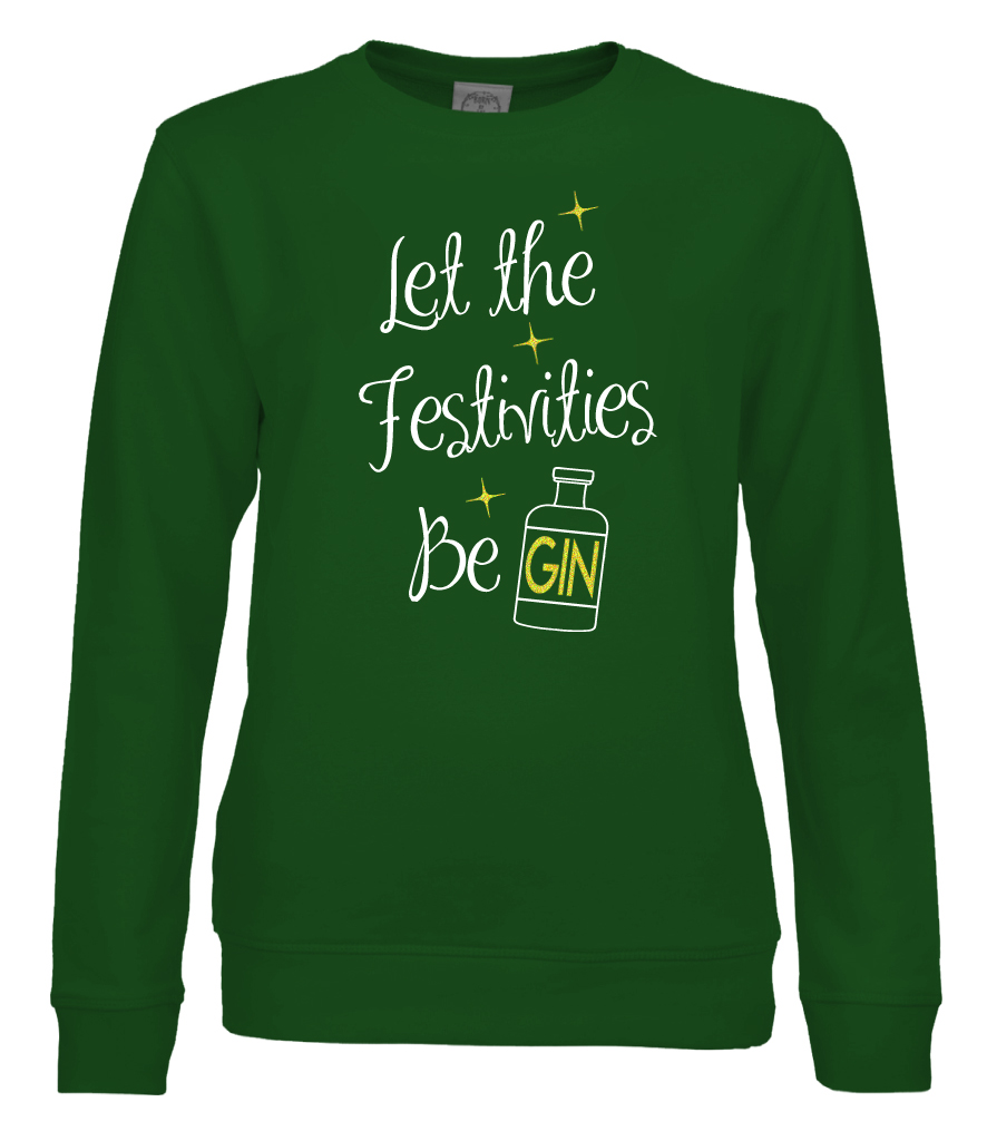 Cool Christmas Sweatshirt